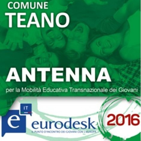 flyer Eurodesk
