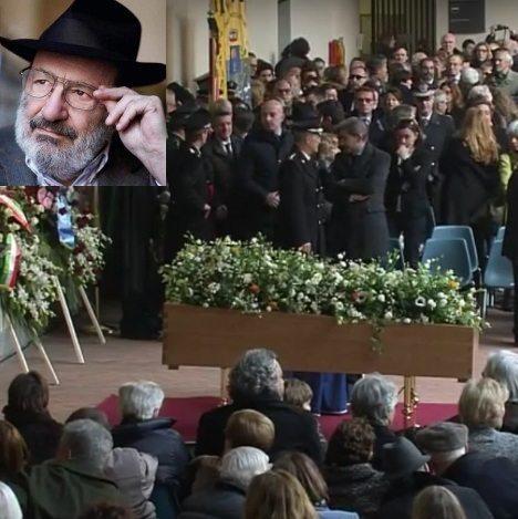 funerali umberto eco