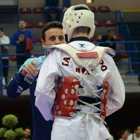taekwondo teverola