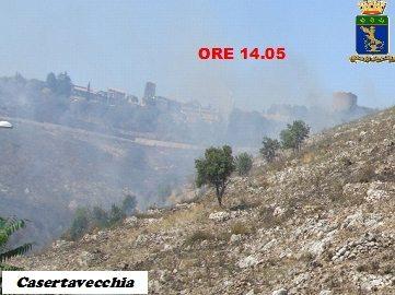 incendi caserta (2)
