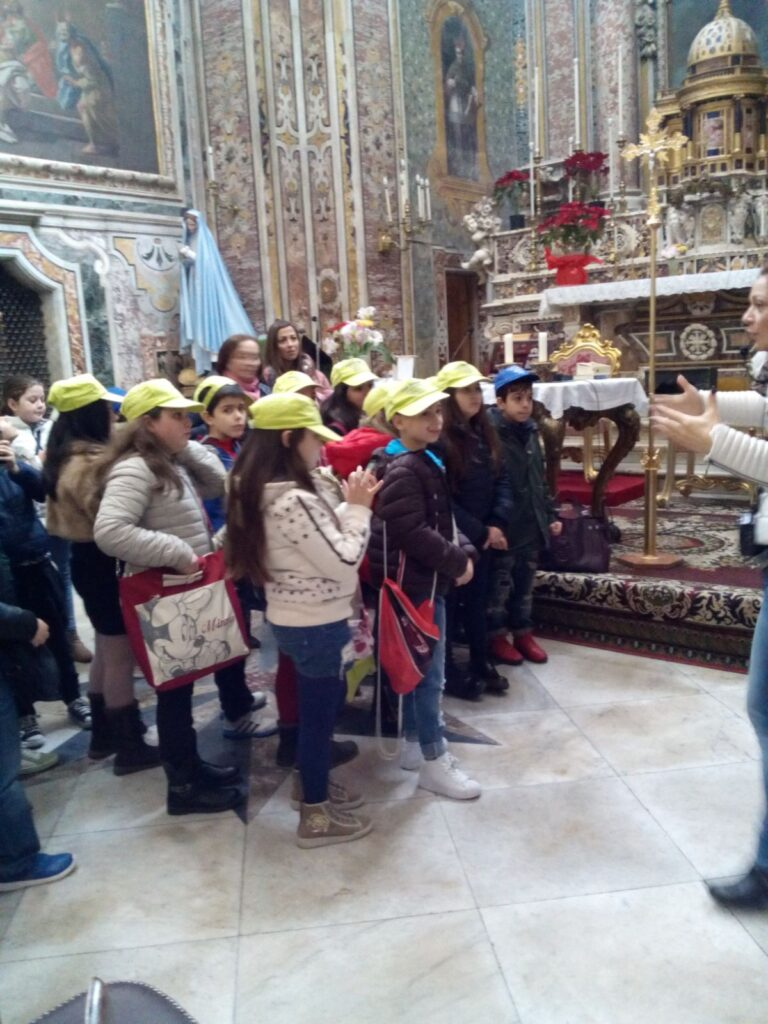 trentola visita san francesco (1)