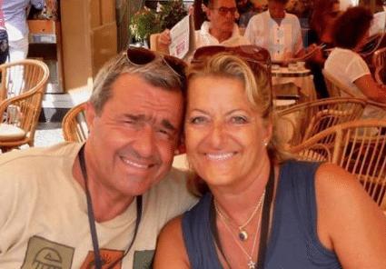 Carlo Revetria e Gisella Nano