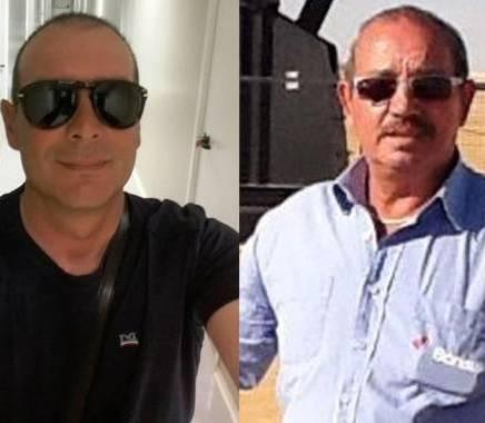 Fausto Piano e Salvatore Failla