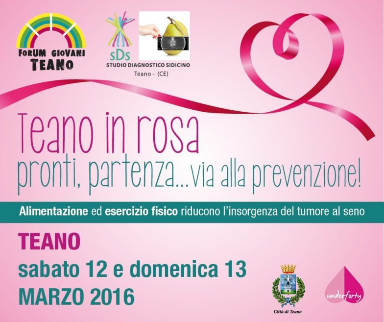 teano screening donne