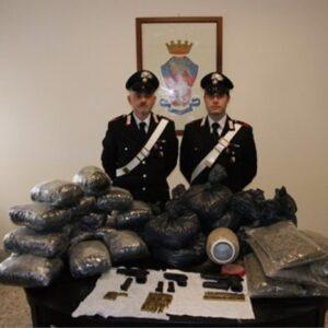 frignano armi droga