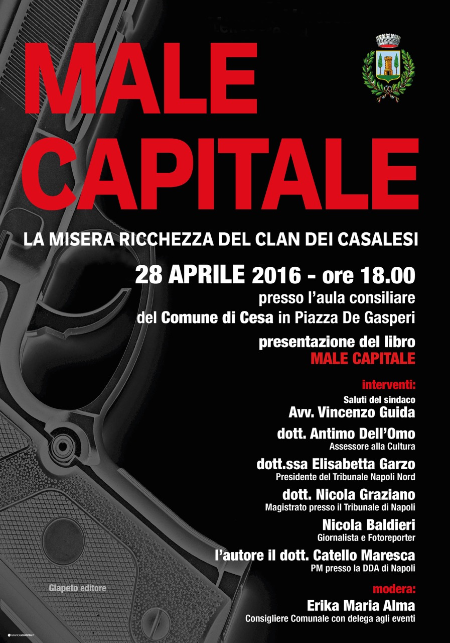 manifesto male capitale