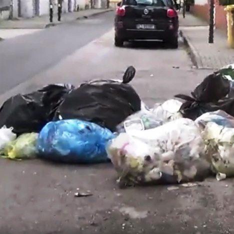 rifiuti aversa