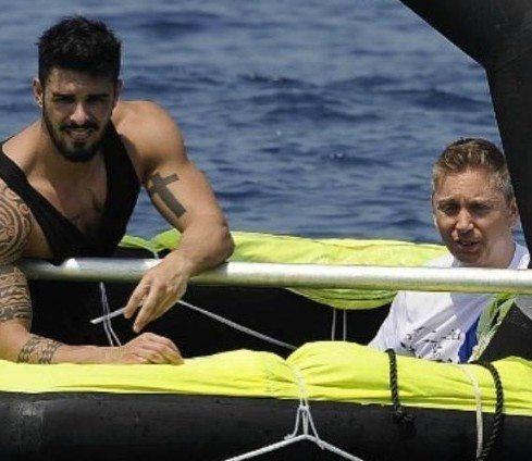 Christian Galella e Gianluca Mech