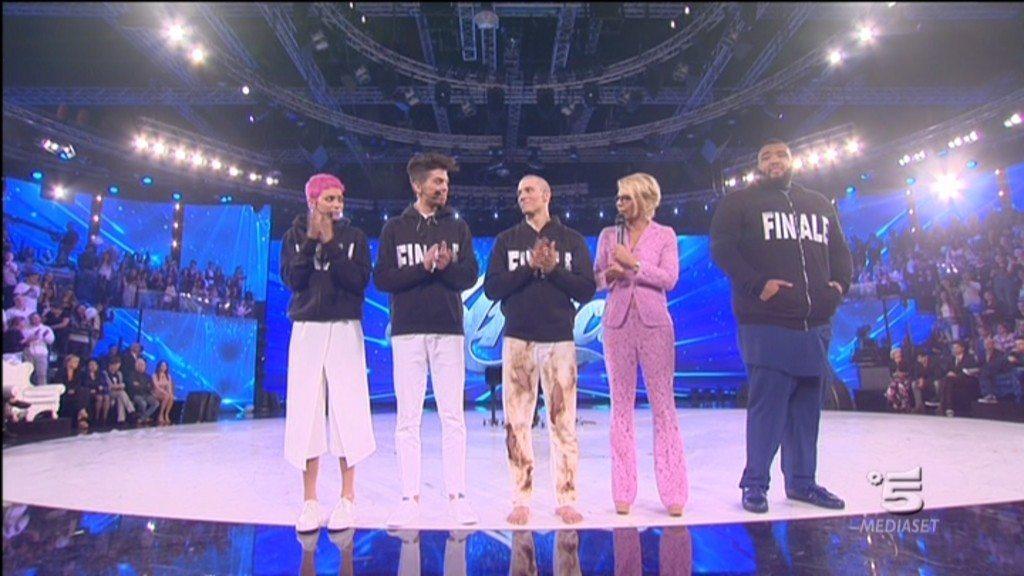 amici – finalisti