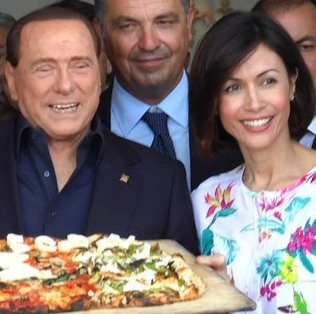 berlusconi pizza