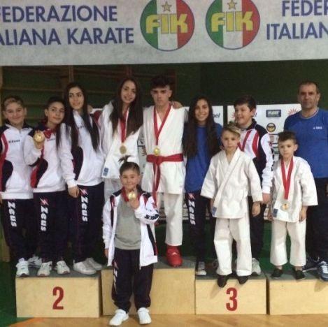 cesa karate