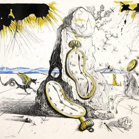 65-12-01-Les-Rayons-Cosmiques-ressuscitent-les-montres-molles
