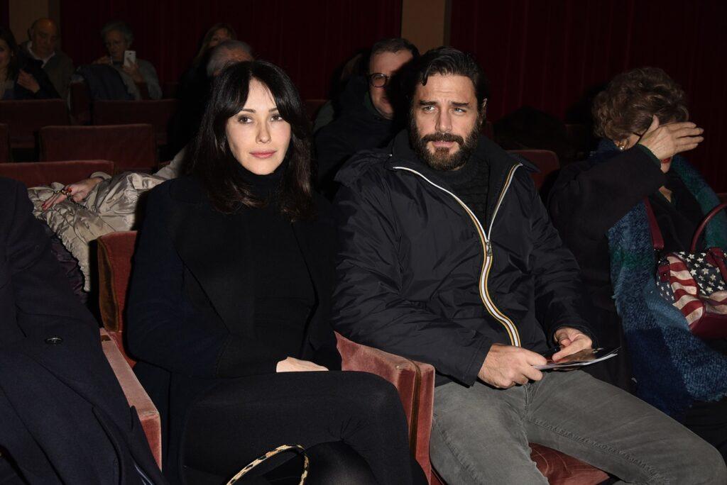 Daniele Pecci e Anita Caprioli