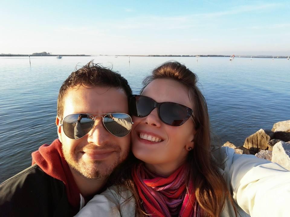 Michela Baldo e Manuel Venier