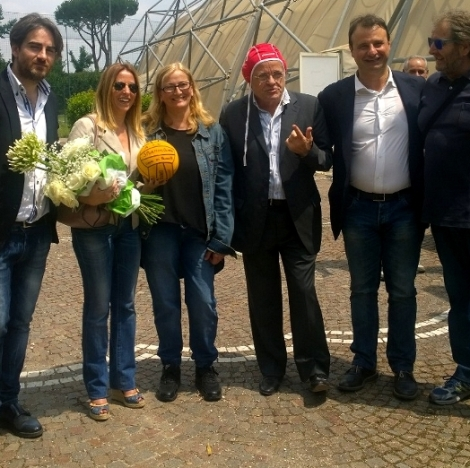 Casal di principe inaugurata la piscina comunale - Piscina san marcellino ...