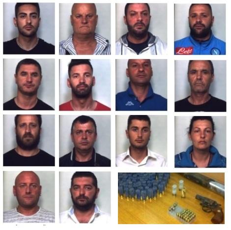 arrestati armi