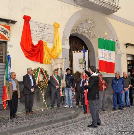 cerimonia de muro