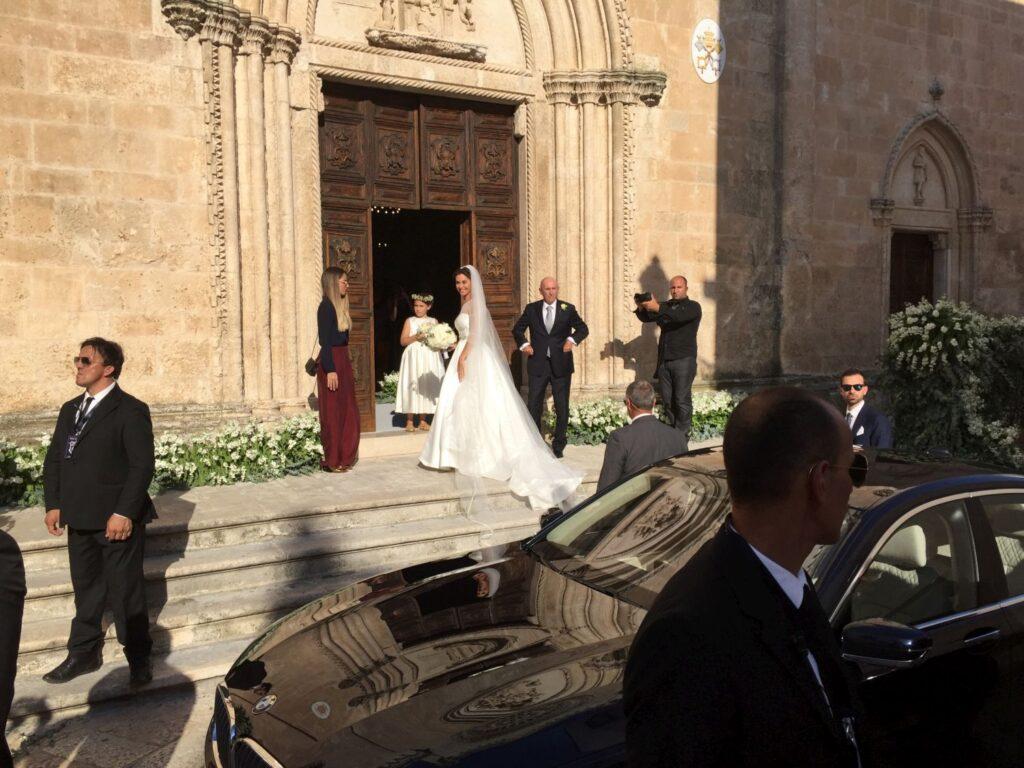 flavia pennetta nozze