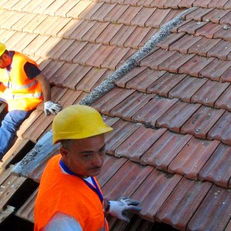trentola tetto chiesa (2)