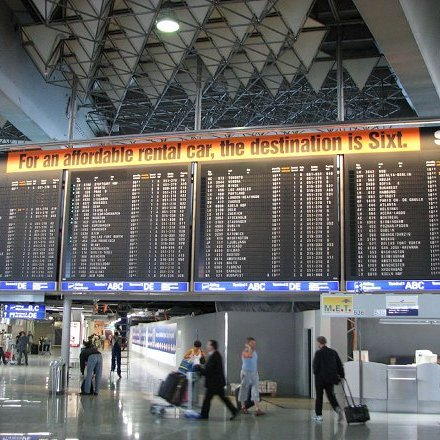 francoforte aeroporto