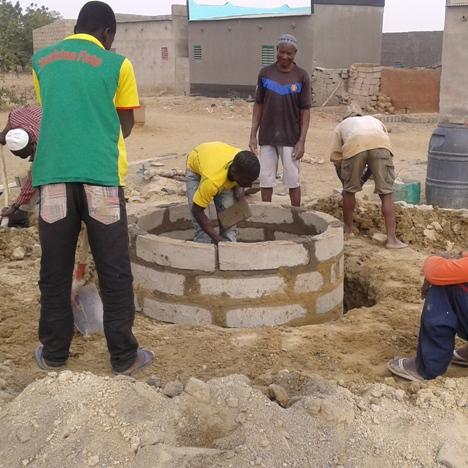 pozzo in africa