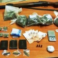 san marcellino armi droga cognati