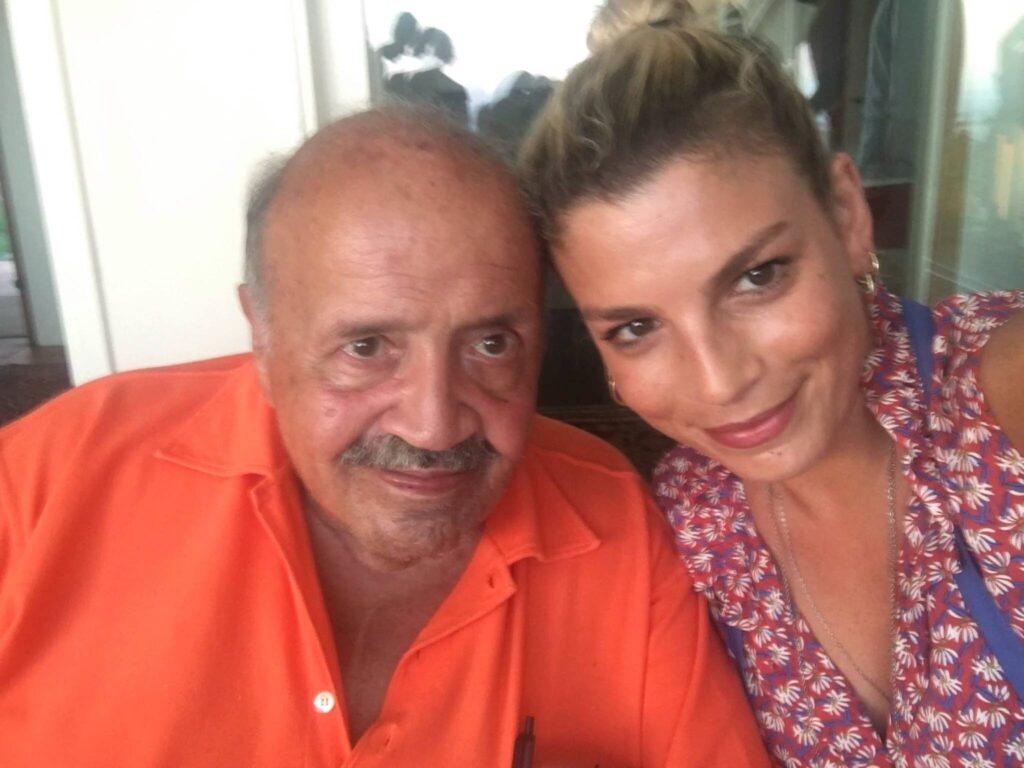 Emma e Maurizio Costanzo