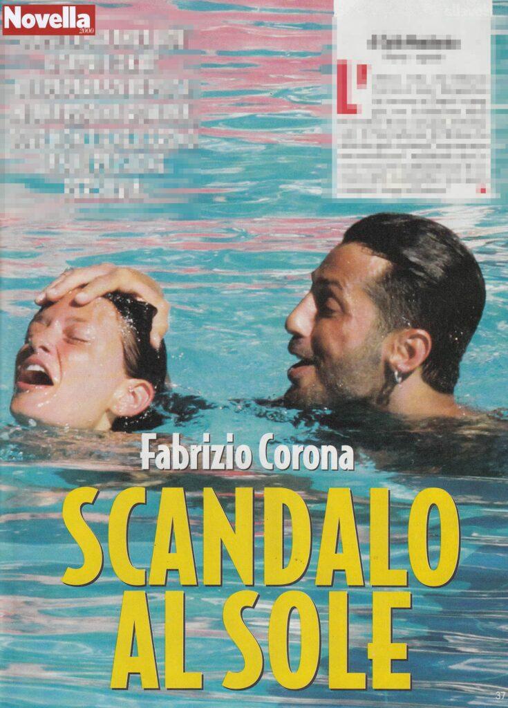 Fabrizio Corona e Silvia Provvedi (3)