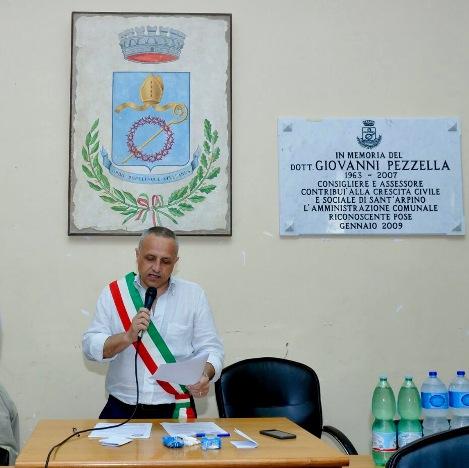 Foto Sindaco Dell'Aversana
