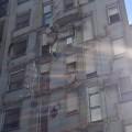 Novara _ crollo balconi