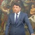 Renzi - Conferenza Stampa