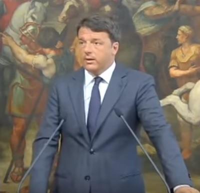 Renzi – Conferenza Stampa