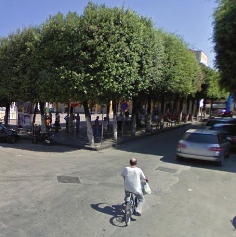 gricignano piazza