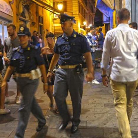 polizia movida