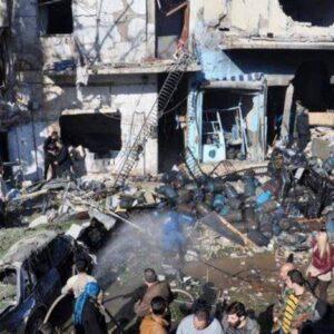 Bagno di sangue in siria 54 morti nonostante tregua - Bagno di sangue ...