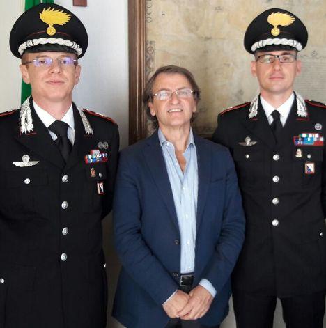 de cristofaro carabinieri