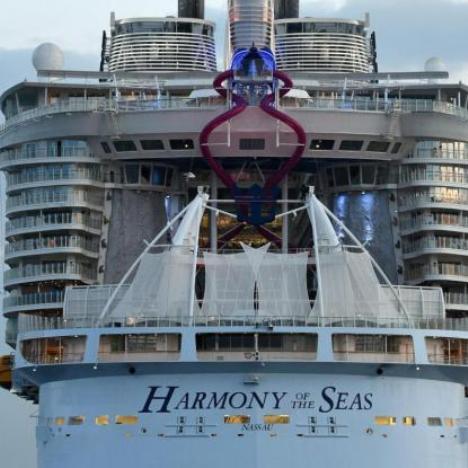 harmony of the seas nave crociera