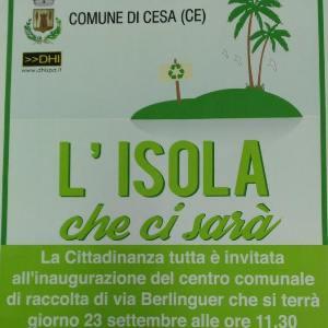 manifesto isola ecologica