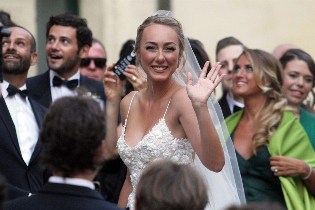 matrimonio Cristel Carrisi