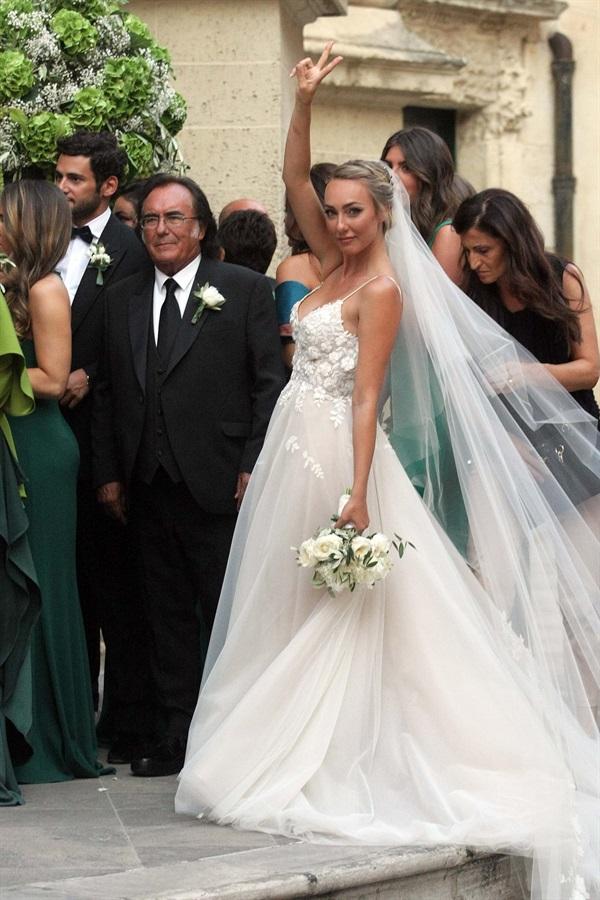 matrimonio Cristel Carrisi7