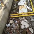 trentola scuola rifiuti (10)