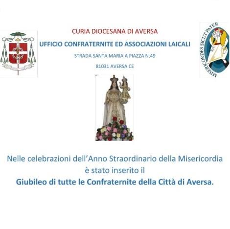 Giubileo-Congreghe-Manifesto