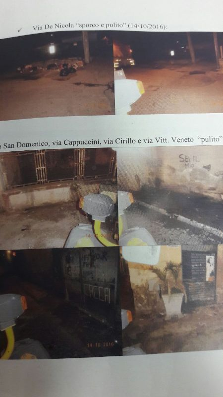 aversa report rifiuti sporco pulito (1)