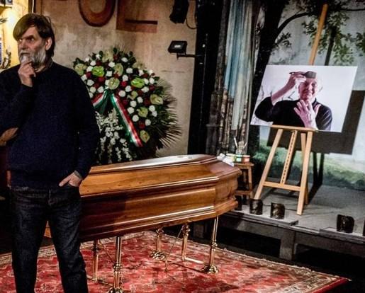 dario fo funerali