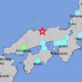 giappone terremoto 21ott16