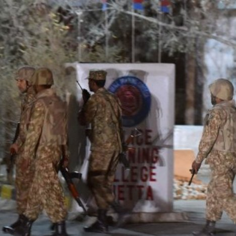 pakistan soldati