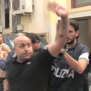 palermo rapina poliziotto
