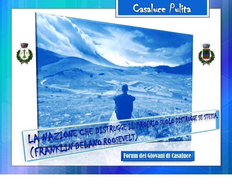 CASALUCE PULITA