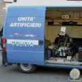 artificieri polizia