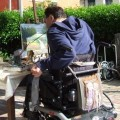 pittura disabili